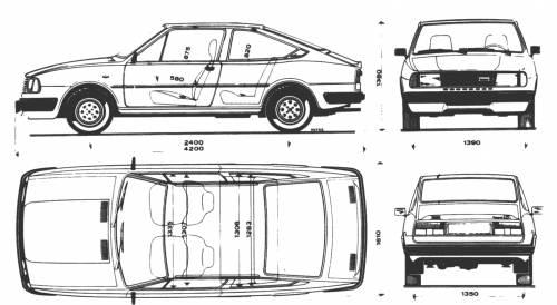 Skoda 55 Rapid Coupe