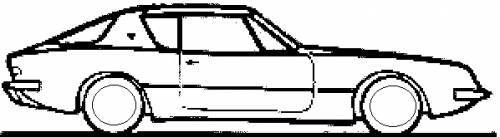 Studebaker Avanti Coupe (1964)