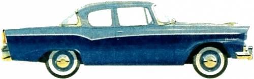 Studebaker Champion 4-Door Sedan (1956)