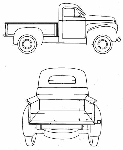 Studebaker Coupe Express Pick-up (1946)