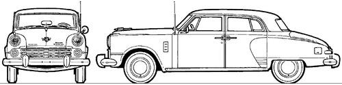 Studebaker Land Cruiser Deluxe Sedan (1949)