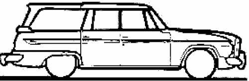 Studebaker Lark Wagonaire (1964)