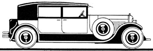 Studebaker President Limousine (1926)