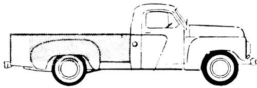 Studebaker Transtar (1956)
