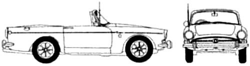 Sunbeam Tiger (1965)