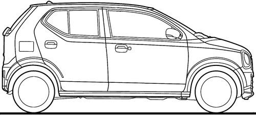 Suzuki Alto (2015)
