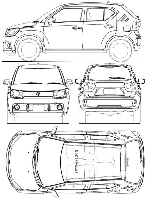 Suzuki Ignis (2016)