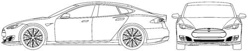 Tesla Model S (2016)