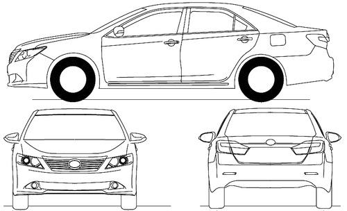 Toyota Aurion (2015)