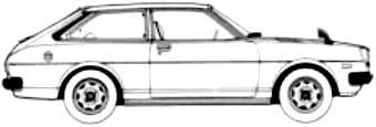 Toyota Corolla Sprinter Liftback (1976)