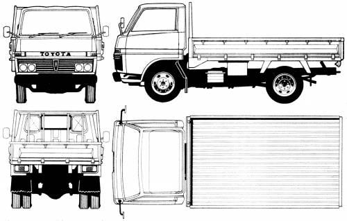 Toyota Dyna (1982)