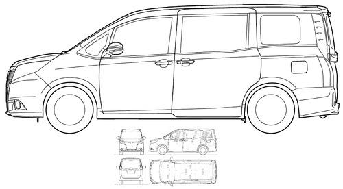 Toyota Esquire (2014)