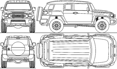 Toyota FJ Cruiser (2016)