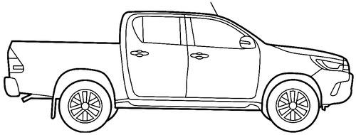 Toyota Hilux (2016)