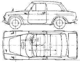 Toyota Publica (1968)