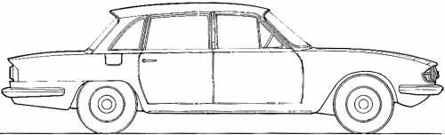 Triumph 2500 PI Mk.II
