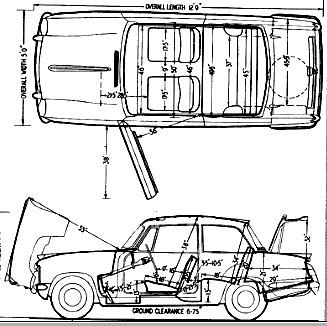 Triumph Herald 12-50 (1963)