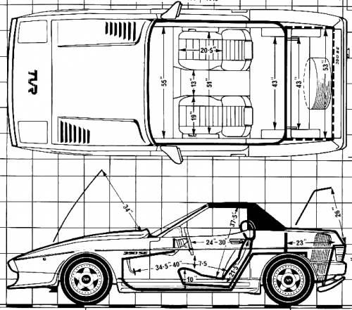 TVR 390SE (1987)