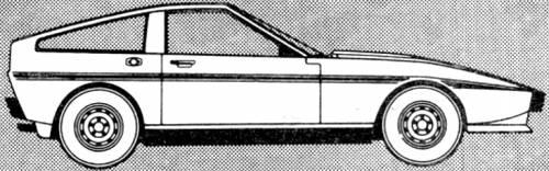 TVR Tasmin (1980)