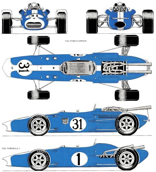 AAR Eagle T1G F1 GP (1966)