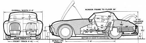 AC Cobra 289 Sports (1967)