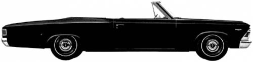 Acadian Beaumont Convertible (1966)