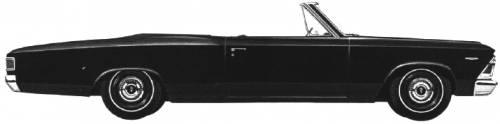 Acadian Beaumont Convertible (1966)