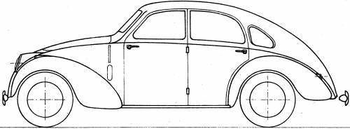 Adler 2.5 liter (1937)