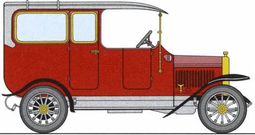 Adler Limousine (1913)