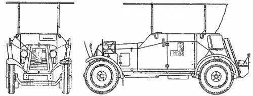 Adler Sd.Kfz.14