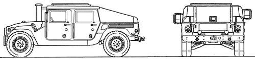 AM General HMMWV M1151A1