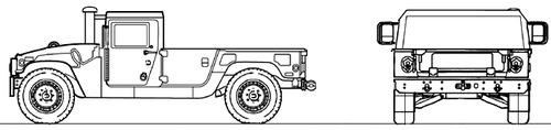 AM General HMMWV M1152A1