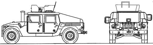 AM General HMMWV M1167A1