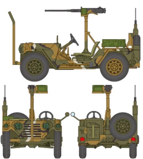 AM General M151A1