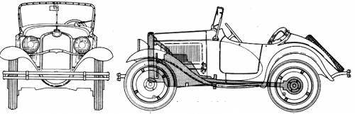 American Austin Roaster (1933)