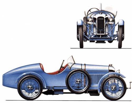 Amilcar CCGS (1926)