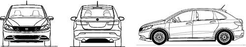 BYD-Daimler Denza EV (2015)