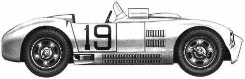 Cunningham C4R Le Mans (1952)