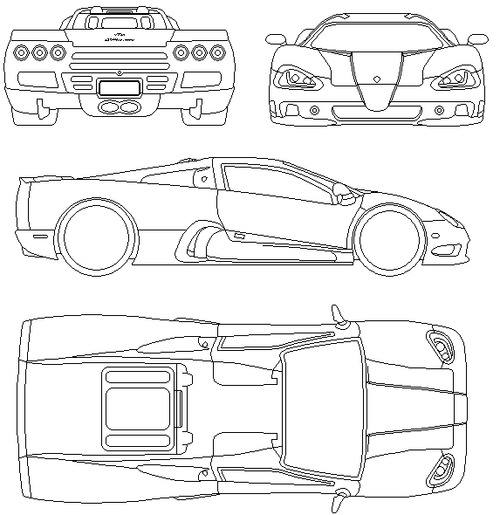 SSC Ultimate Aero XT (2012)