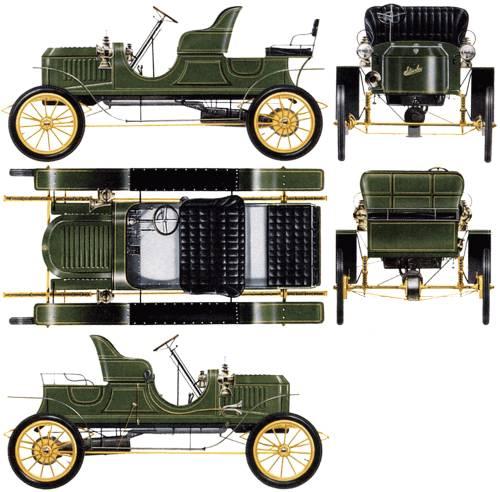 Stanley EX Runabout (1907)