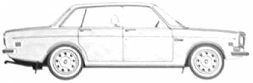 Volvo 144 (1967)