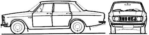 Volvo 144 DL (1968)