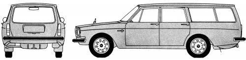 Volvo 145 (1968)