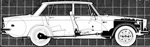 Volvo 164 (1969)