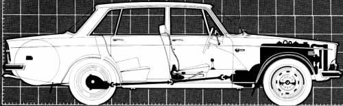 Volvo 164 (1970)