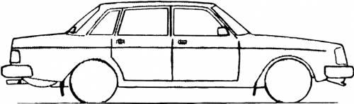 Volvo 244 (1982)