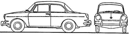 Volkswagen 1500 (1965)