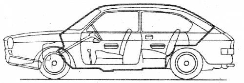 Volkswagen 411