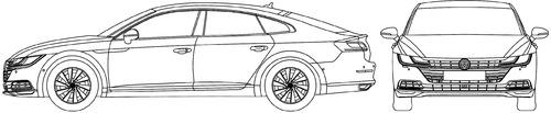 Volkswagen Arteon (2017)