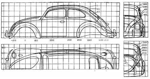 Volkswagen Beetle 1200